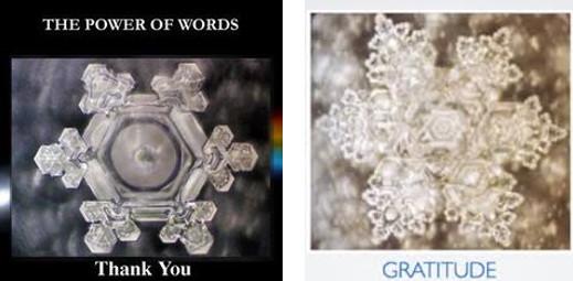 Obrigada e gratidão cristais